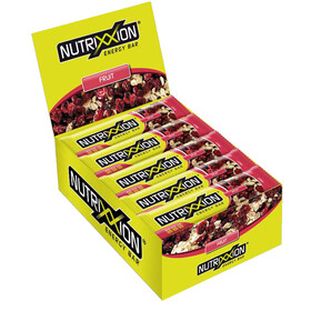 Nutrixxion Energibar boks 25 x 55g, Fruit